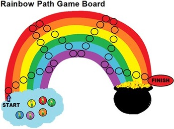 St. Patrick's Day Learning Games