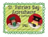 St. Patrick's Day - Leprechaun - A craft activity!
