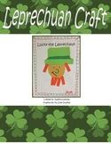 St. Patrick's Day Leprechaun Craft
