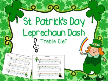St. Patrick's Day: Leprechaun Dash