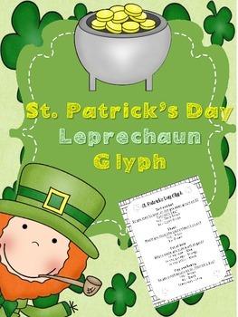 St. Patrick's Day Leprechaun Glyph