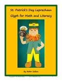 St. Patrick's Day Leprechaun Glyph for Math and Literacy
