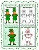 St. Patrick's Day Leprechaun ~ Spot the Difference