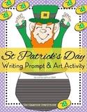 St. Patrick's Day Leprechaun Writing Activity