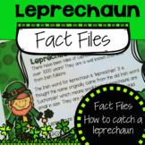 Leprechaun Fact Files And How to Catch a Leprechaun | Dist