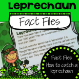 Leprechaun Fact Files And How to Catch a Leprechaun