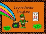 "St. Patrick's Day - ""Leprechauns Laughing"""