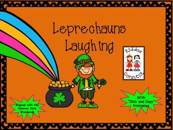 """St. Patrick's Day - """"Leprechauns Laughing"""""""