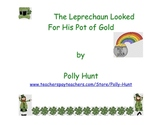 St. Patrick's Day, Leprechaun's Pot of Gold - Positional Words