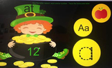 St. Patrick's Day Letter, Number and Sight Word Review