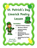 St. Patrick's Day Limerick Lesson
