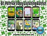 St. Patrick's Day Listening Center w/ QR Codes & Hyperlink