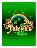 St Patrick's Day Literacy Activities