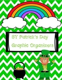 St. Patrick's Day Graphic Organizers