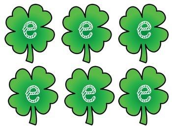 St. Patrick's Day Literacy Bundle
