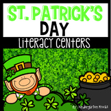 St. Patrick's Day Literacy Centers