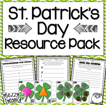 St. Patrick's Day Resource Pack