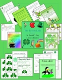 St. Patrick's Day Literacy & Language Arts Centers
