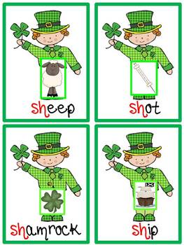 St. Patrick's Day Literacy & Math Activity Fun