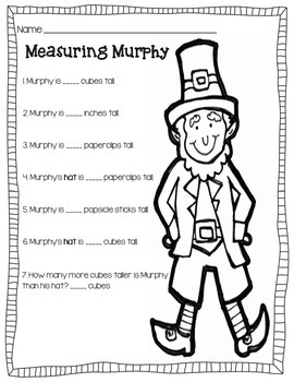 St. Patrick's Day [CCSS Literacy & Math] Packet!