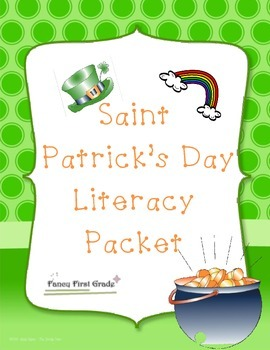 St. Patrick's Day Literacy Pack
