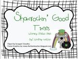 St. Patrick's Day Literacy Stations