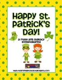 St. Patrick's Day Literacy and Math Extravaganza!