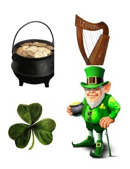 St. Patrick's Day Look and Find