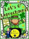 St. Patrick's Day- Lot's O' Leprechauns! Activities for Primary