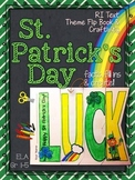 "FREE ST. PATRICK'S DAY, ""LUCK"": READING INFORMATIONAL TEXT"