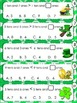 St. Patrick's Day Luck o' The Irish Greater Than, Less Than