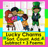 St. Patrick's Day Lucky Charms Math and Literacy Activities