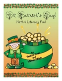 St. Patrick's Day Lucky Learning! (Literacy & Math Fun!)