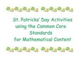 St Patrick's Day Lucky Leprechaun Game