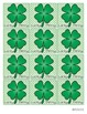 St. Patrick's Day Lucky Penny Cards