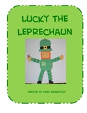 St. Patricks Day: Lucky the Leprechaun Craft Activity