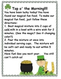 St. Patrick's Day Magic Fun
