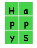 St. Patrick's Day Make-a-Word