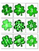 St. Patricks Day Matching Numbers 1-20
