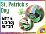 St. Patrick's Day Math And Literacy Fun!