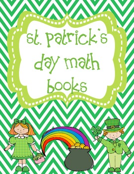 St. Patrick's Day Math Books