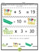 St. Patrick's Day Math Brain Teasers - 8 Mathematical Practice Standards