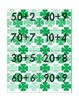 St. Patrick's Day Math with Games and Printables
