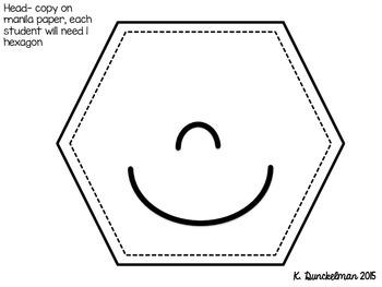 St. Patrick's Day Math Craftivity--2D Shape Leprechaun