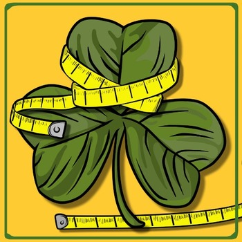 St. Patrick's Day Math Freebie - Measurement & Estimation
