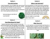 St. Patricks Day Math Fun