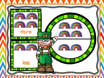 St. Patrick's Day Math Game Pack