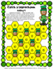 St. Patrick's Day Activity: St. Patrick's Day Math Games First Grade