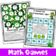 St. Patrick's Day Activity: St. Patrick's Day Math Games,
