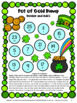 St. Patrick's Day Activity: St. Patrick's Day Math Games S